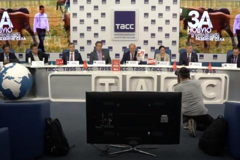 Итоговая пресс-конференция Геннадия Зюганова. Десять шагов к власти народа