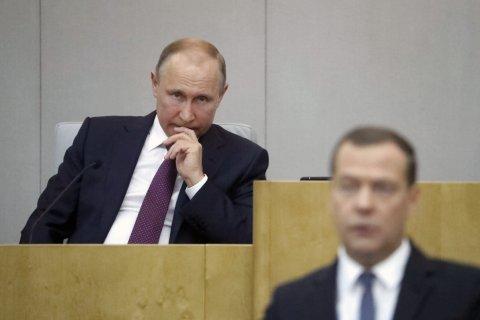Путин подписал закон об обнулении своих президентских сроков