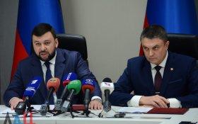 Донбасс продолжит идти по пути интеграции с Россией