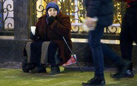 Опрос: Рост цен, бедность и коррупция волнуют россиян