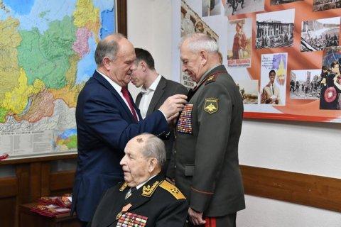 Геннадий Зюганов: «Главное, нам всем сейчас выдержать и устоять»