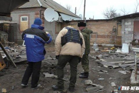 Украинские силовики за сутки более 500 раз обстреляли территорию ДНР