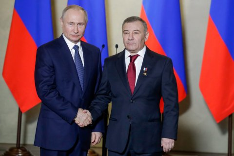 СМИ назвали Ротенбергов самым богатым семейным кланом России