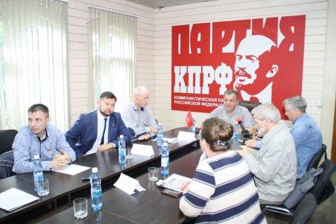 На выборы в Новосибирске КПРФ пойдет при широкой поддержке левых и народно-патриотических организаций