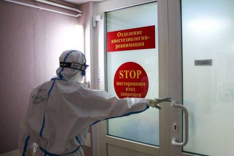 В России выявили рекордное с начала января число заражений коронавирусом