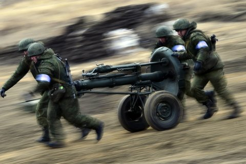 Военные расходы России за год выросли на 50%