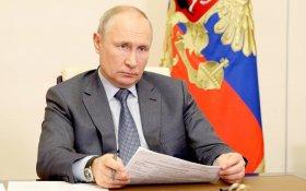Путин заявил о превращении Украины в «какую-то анти-Россию»