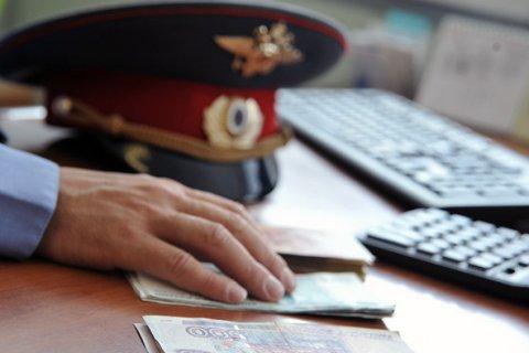 В Красноярске управление МВД по противодействию коррупции планово чистят от коррупции
