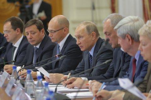 Владимир Путин поддержал предложение о создании закона о российской нации