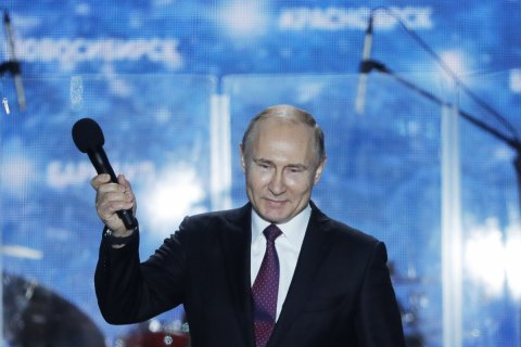 Путин пообещал вывести экономику России в пятерку крупнейших. Вопрос: Сколько раз он обещал это на протяжении последних десяти лет?