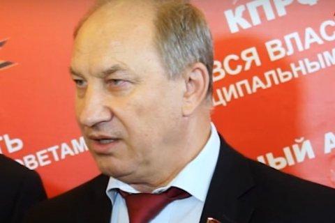 Валерий Рашкин: Забрать народные деньги у вороватых чиновников!
