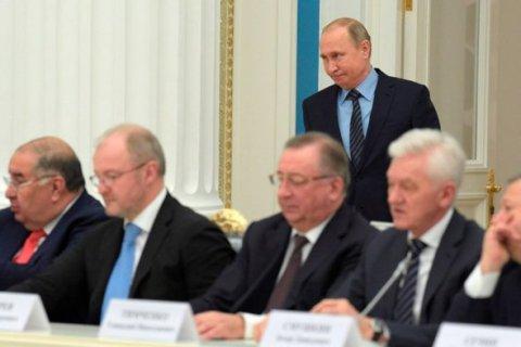 Путин разрешил олигархам тайно вернуть капитал в Россию