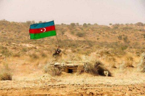 Президент Азербайджана заявил о войне до победы