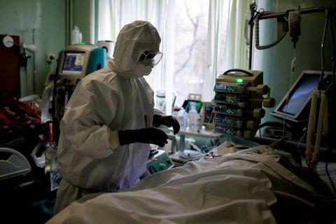 Число заболевших коронавирусом в России превысило 4,5 млн человек