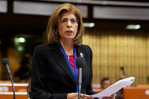 Временным председателем ПАСЕ избрана Стелла Кириакидес