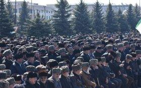 В Ингушетии уволили десятки полицейских, отказавшихся разгонять митингующих