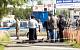 В Сургуте на прохожих напал преступник с ножом. Ответственность за нападение взяли на себя террористы. Центральные каналы умолчали о нападении, но рассказали о терактах в Испании