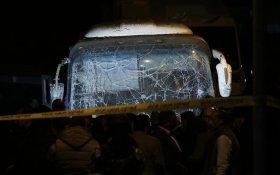 В Египте взорвали туристический автобус. Есть погибшие