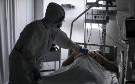В России снова начало расти количество зараженных коронавирусом за сутки