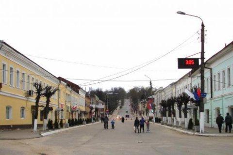 Коммунисты будут добиваться полной отмены переименований улиц Тарусы с советскими названиями