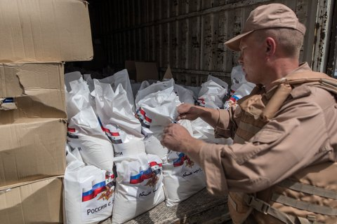 Минобороны России призывает членов ШОС, ОДКБ и СНГ помочь Сирии