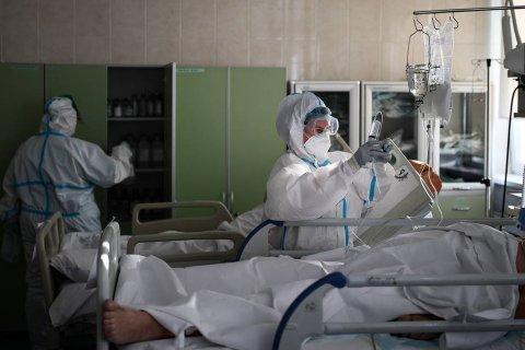 В России за сутки выявили 9,2 тыс. случаев заболевания коронавируса