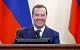 Путин на день рождения Медведева подарил ему орден «За заслуги перед Отечеством»