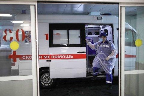 Число заразившихся коронавирусом в России выросло до 871 тысячи человек
