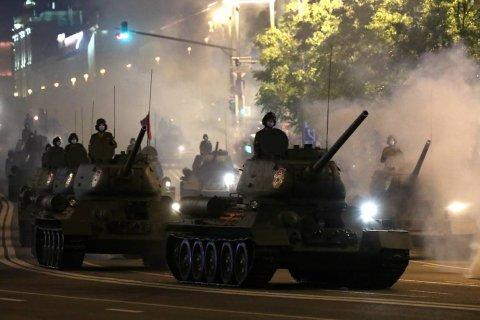 35 регионов России отказались от парадов Победы или проведут их без зрителей