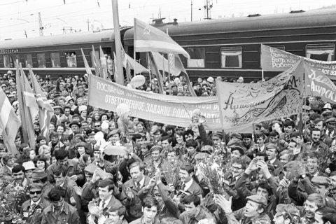 В КПРФ предложили учредить праздник в честь БАМа
