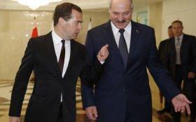 Медведев напомнил Белоруссии о неизбежности единой валюты