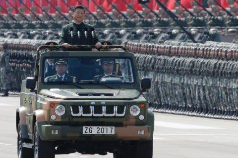 Си Цзиньпин призвал к ускорению модернизации Вооруженных сил Китая