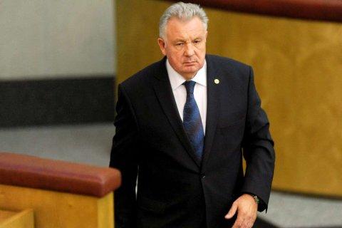 В Москве задержали бывшего полпреда президента на Дальнем Востоке Виктора Ишаева
