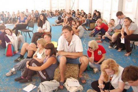 Валерий Рашкин: «Будут условия - будет и рождаемость»