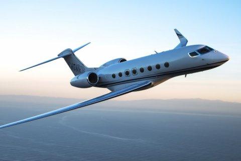 У Шувалова появился новый самолет за 70 млн долларов