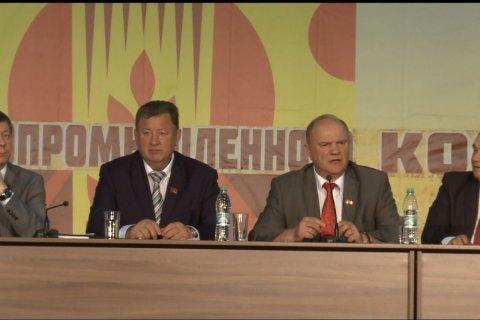 Зюганов: 80 процентов продовольствия для страны должно производиться в России