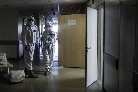 За две недели число умерших от коронавируса врачей в России выросло в 5 раз