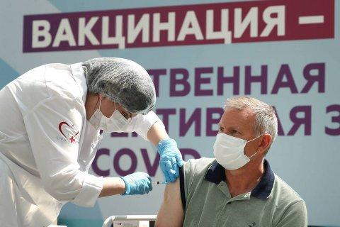 Число полностью привитых от коронавируса россиян превысило 40 млн