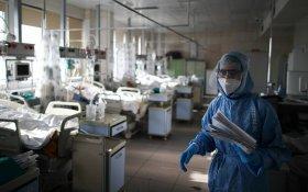 В России за сутки коронавирус выявили у 21 734 человек