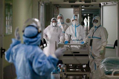 Общее число заболевших коронавирусом в России превысило 3,078 млн человек