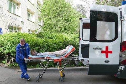 Количество заразившихся коронавирусом в России достигло 829 тысяч человек