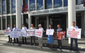 Нет политическому давлению на выборах в Госдуму! Заявление московских депутатов-коммунистов