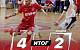 Мини-футбольный клуб КПРФ вышел на первое место в Суперлиге