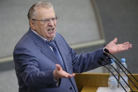 Жириновский: Когда я вас обещал расстреливать и вешать, меня неправильно поняли