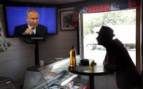 Из 143 млн россиян «Прямую линию» с Путиным посмотрели 5 млн человек