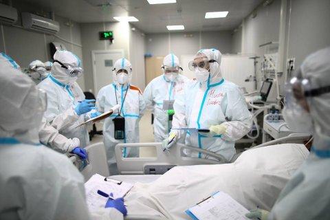 Число умерших от коронавируса в России превысило 100 тысяч человек