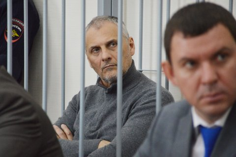 Александр Хорошавин получил за взятки 13 лет колонии и штраф в 500 млн рублей