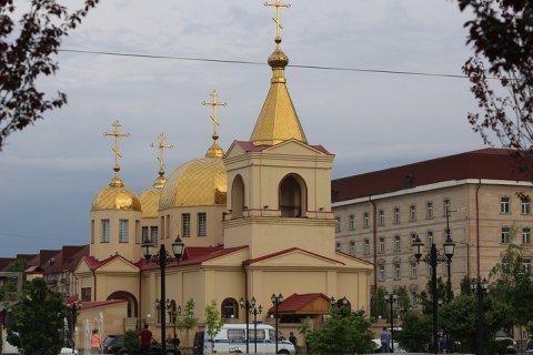Боевики хотели захватить церковь в Грозном или пытались там спрятаться. Две версии