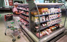 В России цены на продукты выросли в полтора раза сильнее, чем в Европе