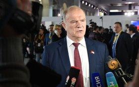 Геннадий Зюганов: Направление по ремонту Конституции выбрано правильное